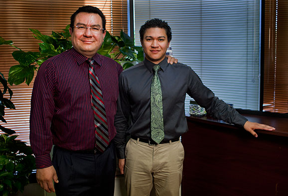Miguel & Michael Palma - wealth managers in Dublin CA