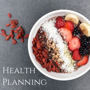 Health Tip: Add Energy with Plant Based Foods