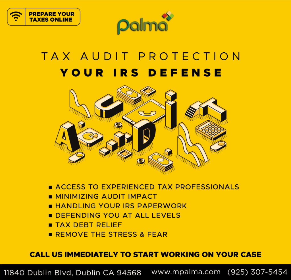 Tax Audit Protection Benefits