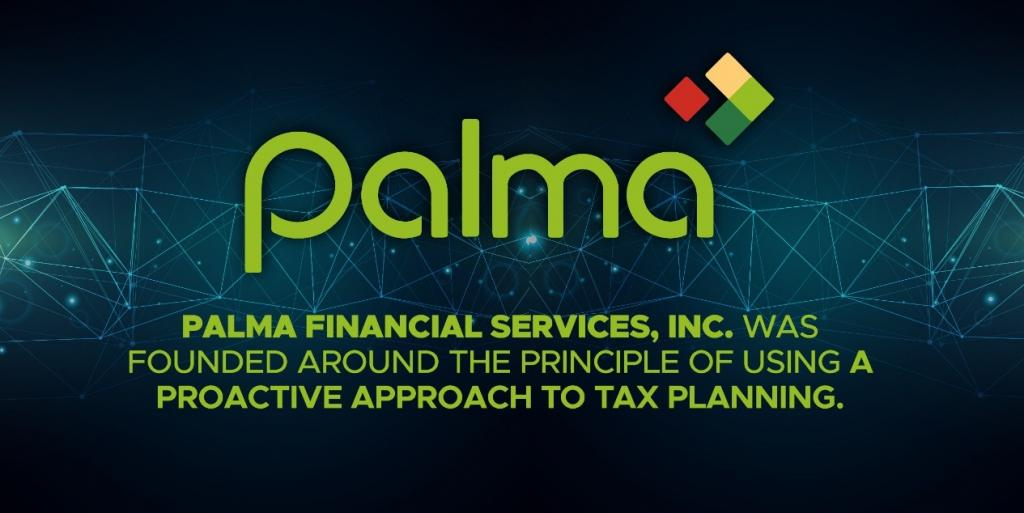 Palma Financial Services Proactive Tax Approach