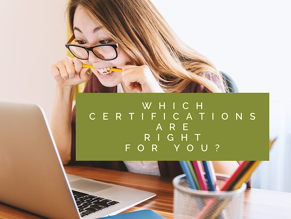 A Review of Major Finance Certifications
